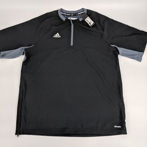 Adidas Men's Athletic Climalite Shirt (L)